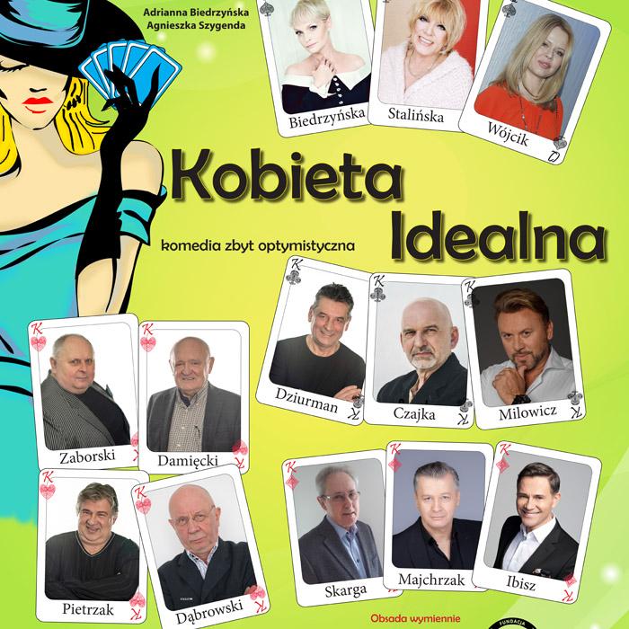 Kobieta Idealna - Spektakl Poznań