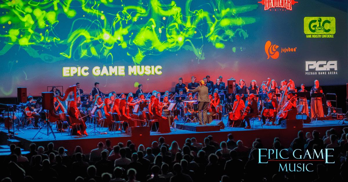 Epic Game Music - koncert muzyki epickiej z gier
