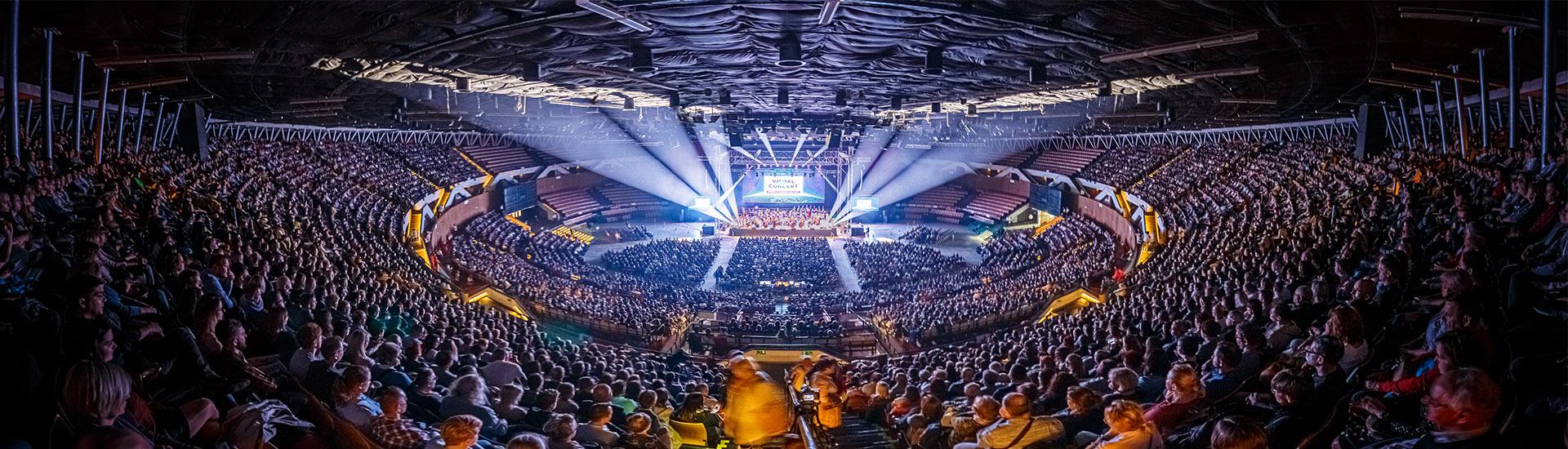 Visual Concert - Spodek Katowice