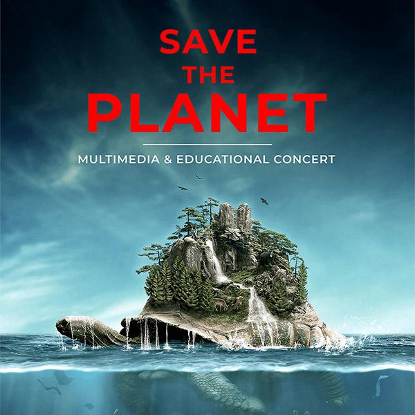 Save The Planet - Koncert Katowice