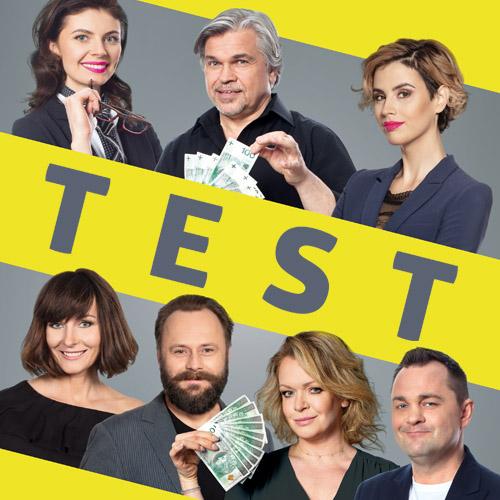 Spektakl TEST