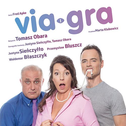 Spektakl Via-Gra Poznań