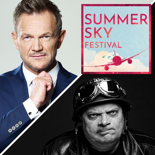 Pazura i Skiba - Stand-up Summer Sky Festival