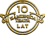 Teatr Kamienica logo